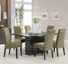 Contemporary Dining Room Table by Dining Room Tables Sets Home Design Ideas And Pictures