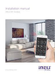 inels rf control u2022 inels smart home