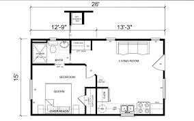 Small 2 Bedroom Cabin Plans Impressive Idea Guest House Floor Plans 2 Bedroom 11 Yelton Manor