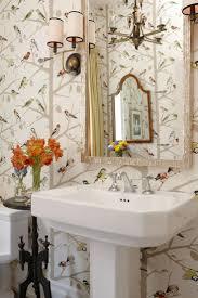 Small Powder Room Wallpaper Ideas 66 Best Wallpapers Fabrics Images On Pinterest Fabric Wallpaper