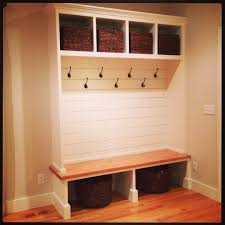 Storage Bench With Hooks by I Like All The Hooks And The Open Design Need More Room For Shoes