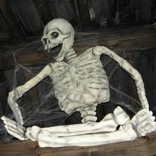 Halloween Skeleton Props by Online Buy Wholesale Scary Cartoon From China Scary Cartoon