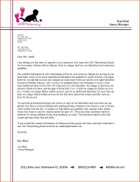 Letter Business Proposal by Business Letter Sample Thebridgesummit Co