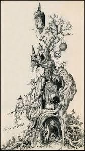Vintage Halloween Printables by Best 25 Halloween Illustration Ideas On Pinterest Happy