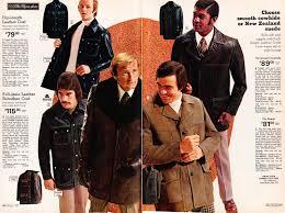 70 S Fashion Retrospace Catalogs 33 Men U0027s Fashion Sears Fall Winter 1974