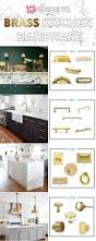 best 25 brass hardware ideas only on pinterest kitchen hardware