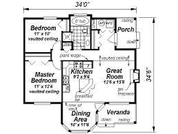 House Plans 2 Story by Country Style House Plan 2 Beds 1 00 Baths 925 Sq Ft Plan 18 1047