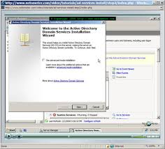 How to Install Windows Active Directory on Windows Server 2008