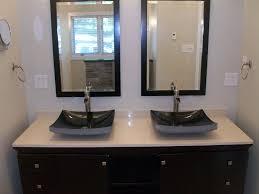 Black Bathroom Sink Modern Black Bathroom Vanity Other - Black bathroom vanity with vessel sink