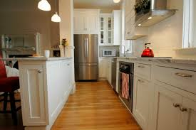 Galley Kitchen Ideas Makeovers by Kitchen Remodel New England Design U0026 Construction