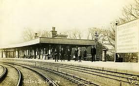 Sutton Bridge railway station