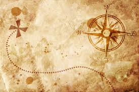 old map with a compass on it wallpaper allwallpaper in 6825