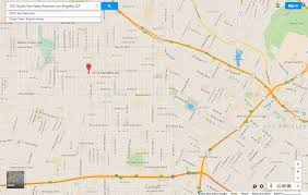 Google Maps Los Angeles by Guns N U0027 Roses U2013 U201cnovember Rain U201d Video Locations Rock And Roll Gps