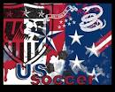 US Soccer Desktop Background|