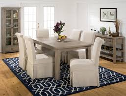 slater mill pine dining table made from reclaimed pine by jofran