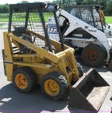 mustang 310 skid steer item 2051 sold august 11 midwest