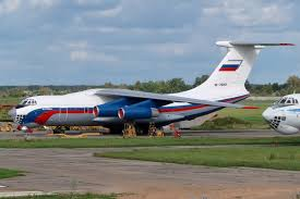 2009 Yakutia Ilyushin Il-76 crash