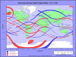 Map Of Wellington Florida Eclipsewise Solar Eclipses 1981 1990