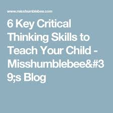 ideias sobre Critical Thinking Activities no Pinterest     Printable Kid Stuff    Great Critical Thinking Activities That Engage Your Students