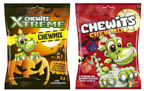 freakishly fang tastic halloween treats from chewits