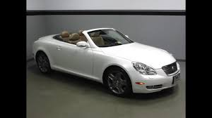 lexus henderson las vegas 2008 lexus sc 430 in richmond va 17p191 youtube