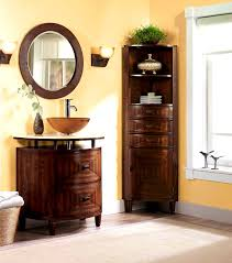 bathroom excellent images about corner cabinets small bathroom
