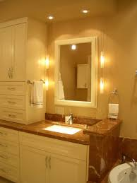 Ideas For Bathroom Mirrors Fresco Of Perfect Bathroom Lighting Ideas Bathroom Design