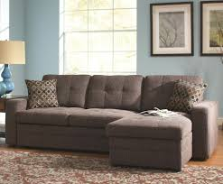 Small L Shaped Sofa Bed by Fabric Sectional Sofa With Pull Out Bed Best S3net Sectional
