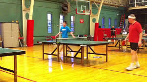Table Tennis Tournament by Jeremy At April 8 2012 Mit Table Tennis Tournament Youtube