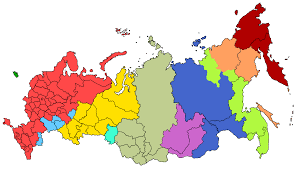 Time Zone Map Usa With Cities by Time In Russia Wikipedia