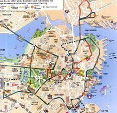 T Boston Map by Boston Cruise Port Guide Cruiseportwiki Com Design