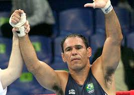 Rogerio Nogueira: 'They Worship The Takedowns A Lot'