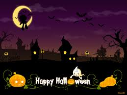 free halloween wallpaper for desktop wallpapersafari