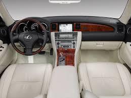 lexus convertible photos 2008 lexus sc430 cockpit interior photo automotive com