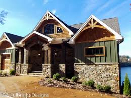 Craftsman Home Plans With Pictures Best 25 Lake House Plans Ideas On Pinterest Cottage House Plans