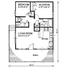 500 Sq Ft Apartment Floor Plan 720 Sf House Plans Home Deco Plans
