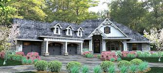 Two Story Craftsman House Plans New Look Mountain Retreat 16860wg Architectural Designs