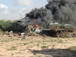 2013 Ethiopian Air Force An-12 crash