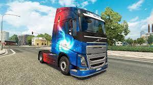 2004 volvo truck galaxy skins for volvo truck for euro truck simulator 2