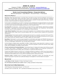 Banker Resume Example by Cv Examples For Bankers Resume Examples Technical Skills Section