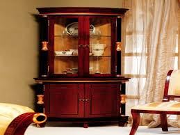 Oak Curio Cabinet Curio Cabinet Curioround Singular Round Curio Cabinet Photo