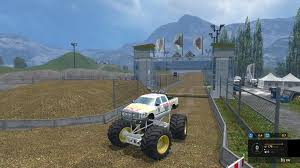 monster truck shows in colorado monster truck jam v2 0 for ls15 farming simulator 2015 15 mod