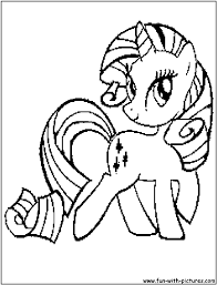My Little Pony Colouring Pages 24 My Little Pony Coloring Pages Rarity Cartoons Printable