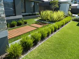 one of our front yard design modern contemporary fake grass wa