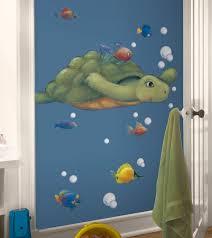 Tropical Themed Bathroom Ideas Tropical Fish Wall Decor For Bathroom Choosing Fish Wall Decor
