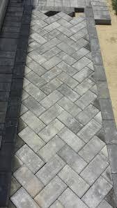 Brick Paver Patterns For Patios by Brick Sidewalk Brick Walkways Concrete Walkways Entrance Ways