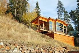 Finehomebuilding This Year U0027s Best Small Home Is A 550 Sq Ft Prefab Cabin Located