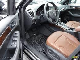 Audi Q5 Interior - cinnamon brown interior 2010 audi q5 3 2 quattro photo 56382517
