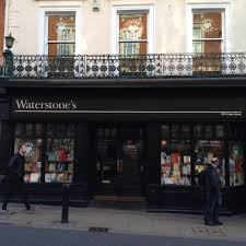 bookshop in lincoln high st waterstones