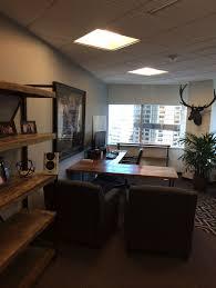 l shaped reclaimed wood desk modern office furniture urban wood